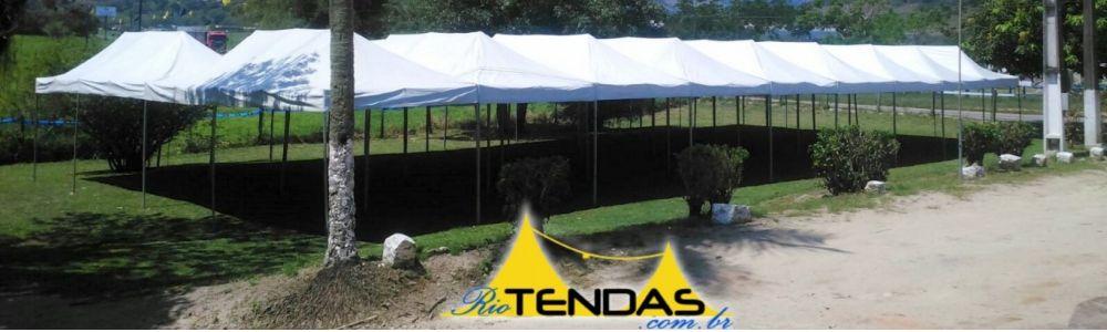 RioTendas - Aluguel de Tendas Sanfonadas e Piramidais para eventos