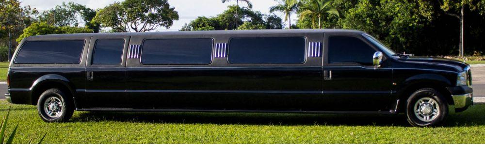 Locação de Limousines - Salvador Vip Limousines