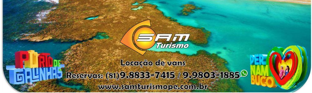 Sam Turismo - Locação de vans