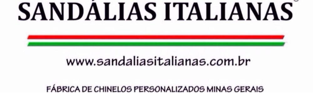 Sandalias Italianas - Chinelos Personalizados Divi