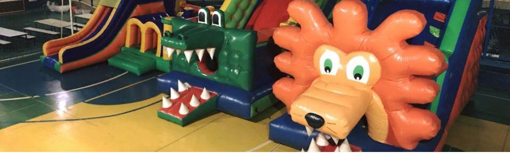 Saraiva Festas - Aluguel de brinquedos em Brasília
