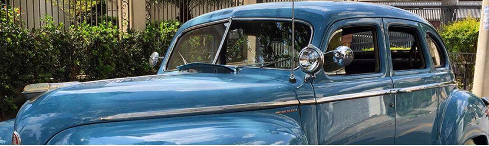 SP Antigos aluguel de carros clássicos casamento