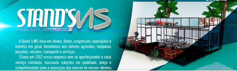Stands MS Arquitetura Promocional