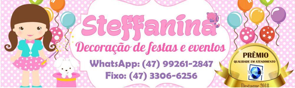 Steffanina - Decoração de Festas e Eventos