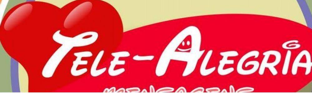 Telemensagem Alegria  e carro de som pelotas 53-32712004