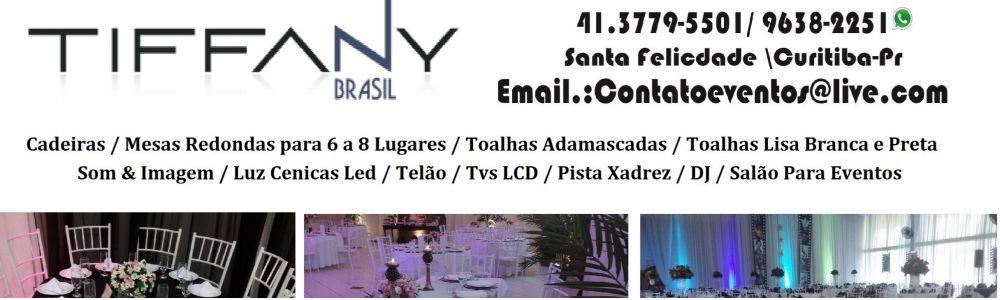 Tiffany brasil em Curitiba - PR - Organizando Eventos f81e8ad9ed