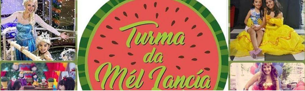 Turma da Mél Lancia - Personagens para Animação de festas