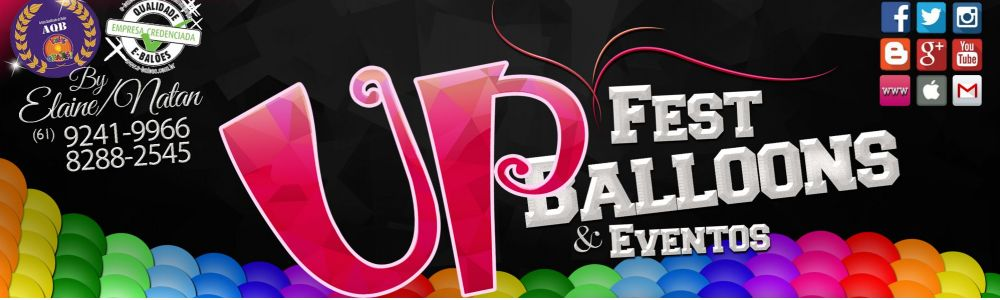 UP Fest Balloons & Eventos