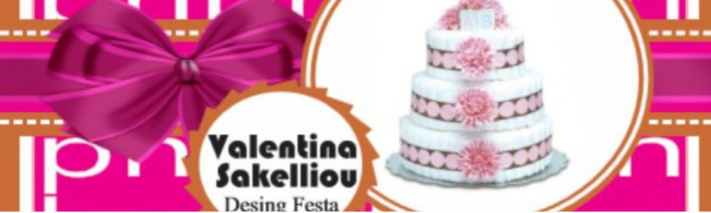 Valentina Sakelliou Design de Festas