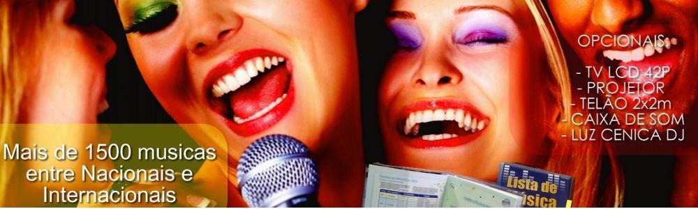 Alugue karaoke Videoke Mogi mirim e região