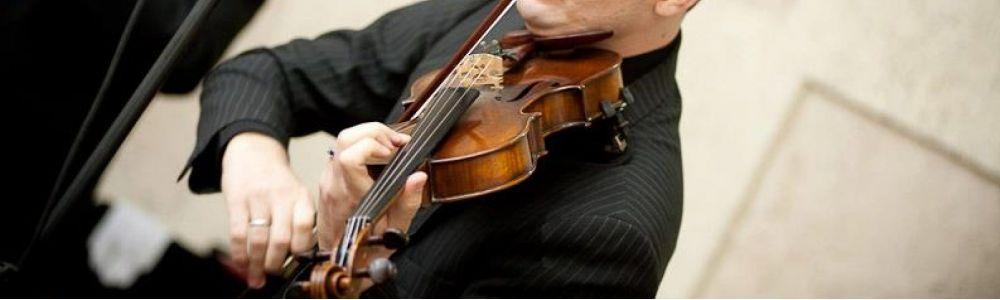 Violinista Thiago Bernardes