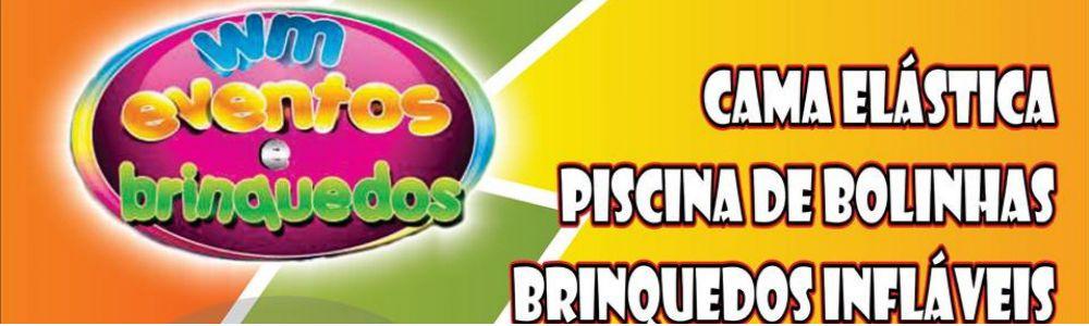 W M Brinquedos e Eventos - Buffet infantil