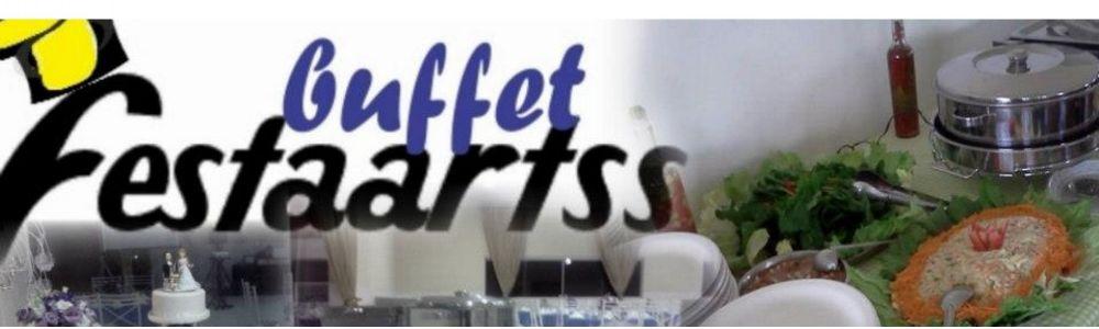 Festaartss Buffet em domicilio Campinas e região