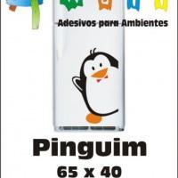 Adesivos para geladeira sjc - Pinguim