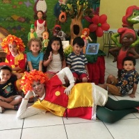 COVER Animação de festa palhaça Emília SITIO