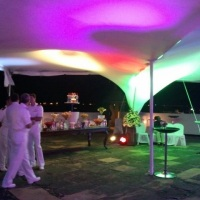 Iluminação - Cerimônia de Abertura do Farol da Barra ao público