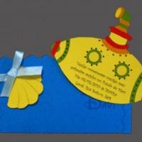 Convite PErsonalizado de Aniversário 1