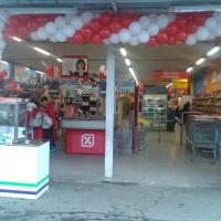 Barraquinha Pipoca Supermercado  Dia