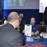 Bar Mitzvah com a participação do caricaturista de festas