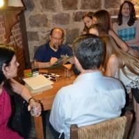Festas de aniversário com caricaturas ao vivo em todo o Rio Grande do Sul