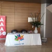 Evento Consulado Canadá