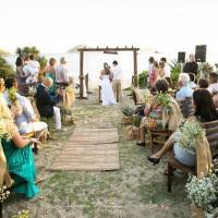Sonorização de casamento na Praia