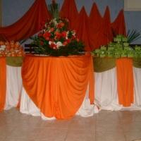 decoração de salão