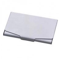 porta cartão de bolso em metal