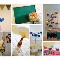 Para comemorar um casamento que esta por vir ou um neném que esta a caminho faça sua festa com a gen