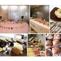 Com comidinhas super caprichadas, a Festa Coquetel é ótima para comemorar aniversários e formaturas