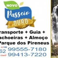 Pacote Ouro em Pirenópolis