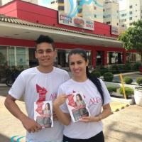 SAMPLING BLITZ DIVULGAÇÕES DE MARCAS E EVENTOS