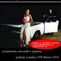 Locação de carro antigo para casamento