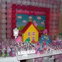 Decoração clean provençal de Agridoce salão de festas em Sorocaba SP 99615-8188 E Polly Arts lembra