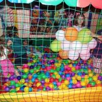 Piscina de bolinhas Agridoce salão de festas em Sorocaba SP 99615-8188