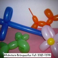 bichinhos de balão