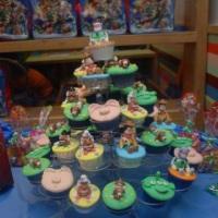 Torre de Cupcakes Toy Story
