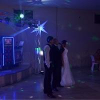 Casamento, Som da Geladeira Atômica e iluminação de pista completo.
