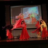 Dança cigana de vários países.