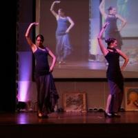 Shows de flamenco e danças árabes.