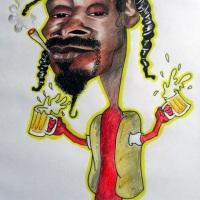 Cantor Snoop Dogg