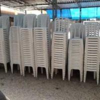 Cadeira de PVC bistrô