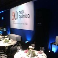 Climatização Camarote Neoquimica Show Leonardo e Eduardo Costa
