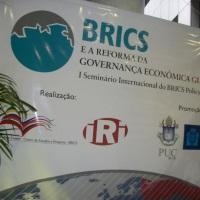 Evento internacional realizado na PUC RJ, disponibilizamos recepcionista bilingue, asg, bombeiro civ