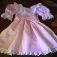 Vestido Infantil - Sob Medida