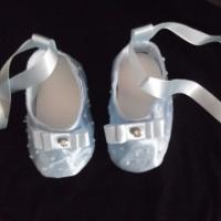 Sapato Infantil - Sob Medida - Cinderela