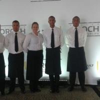 Lançamento da Oroch da Renault.