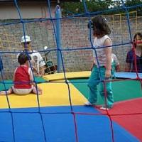 kit basico para festa ou evento com crianças 3641-0231 www.alugapark.com.br