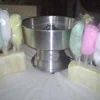 kit basico para sua festa ou evento com crianças maquina de algodão doce muito a vontade !!