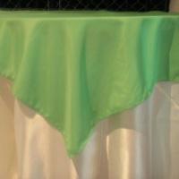 toalhas redondas com cobre mancha R$ 5,00